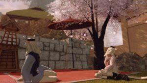 桜イラさんリオさん